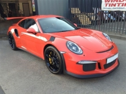 PORSCHE GT3 RS - PAINT CORRECTION AND SWISS VAX - BEST OF SHOW APPLIED.