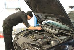 Dale Brogan, Mechanic