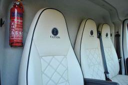 Bespoke Leather Interior
