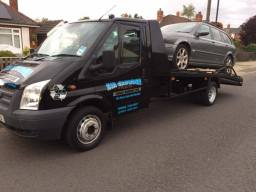 24 hour Vehicle Recovery and Transportation