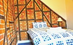 Single room at Heathrow Lodge