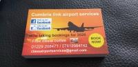 Cumbria link airport services