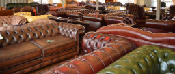 Our large showroom in Whitworth.