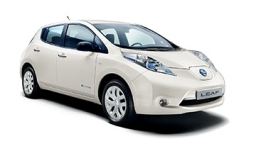 Electric car hire