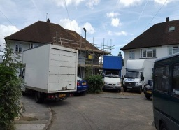 removals in york moved a 5 bedroom house to London