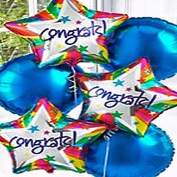 Congrats Bouquet 400