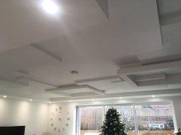 Modern Ceiling Design in Ashford, Kent