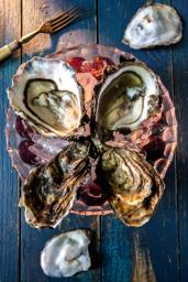 Food Product Photography, Shellfish