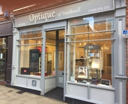 Optique of Southwell Street view