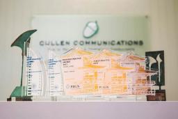 Cullen Communications PR trophies