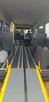 Warnerbus Renault Master wheelchair Access Minibus