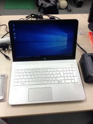 Laptop, New Hard drive, reinstalled windows 10
