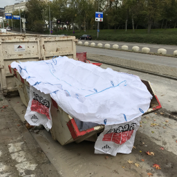 8 Ton Asbestos Skip Bag
