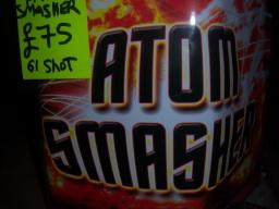ATOM SMASHER  now £75