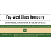 Fay-West Glass Company