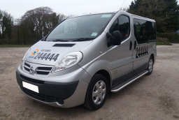 ASAP Taxis East Cowes 8 seat taxi minibus