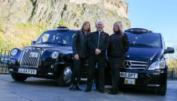 City Cabs Edinburgh Taxi