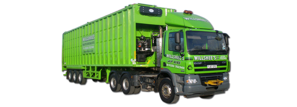 details for willshee 39 s skip hire in 22 granary wharf. Black Bedroom Furniture Sets. Home Design Ideas