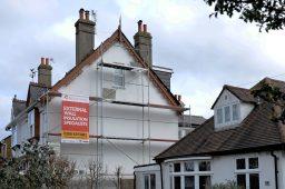 External wall insulation installer epsom