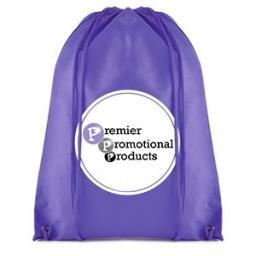Premier Promotional Drawstring Bags