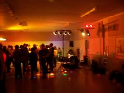 Sound and lighting for birthday party in Woolston