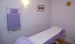 the lilac treatment room