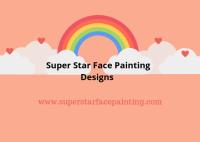 SUPER STAR FACE PAINTING