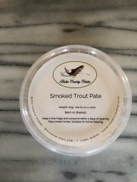 Classic Hampshire Smoked trout Pate
