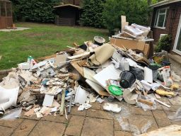 builders rubbish removal birmingham