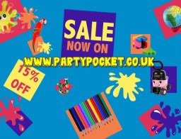 Party Pocket UK - Toys Sale Now On - Party Bag Fil