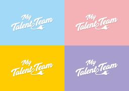 Averma mytalent.team logo design in Horley
