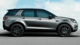 New Land Rover Discovery Sport HSE Chauffeur Car