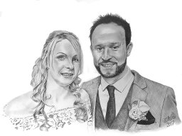 Wedding present for married couple