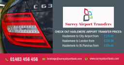 Mercedes E-Class Chauffeur - Guildford Airport