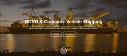 RORO & Container Shipping