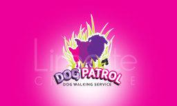 Logo design for Dog Patrol