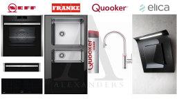 Appliances Warrington - Alexanders Kitchens