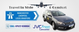 Airport Taxi & Transfers from Lancaster