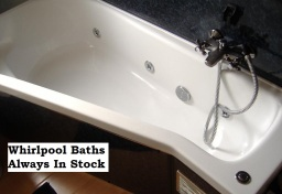 whirlpool bath suites trade prices