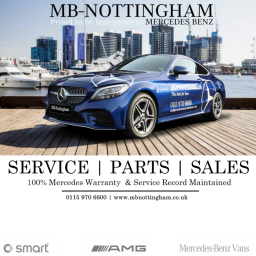MB Nottingham Service + Repairs