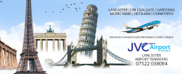 JVC Airport Transfers Lancaster