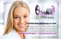 Small Business Website Design-Socialmedia24