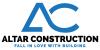 ALTAR CONSTRUCTION