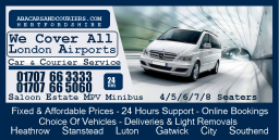best rates on airport transfers and courier