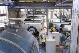 Industrial Boilerhouse