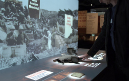 First World War Gallery at the Imperial War Museum