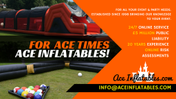 Ace Inflatables info