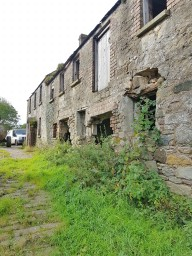 Renovation Old Mill Barn Tyrone Northern Ireland