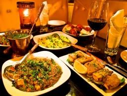 Lee Raj food