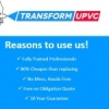 Transform Upvc